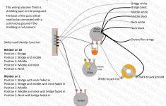 Stratocaster Blender Wiring Diagram   Stratocaster Wiring Diagram