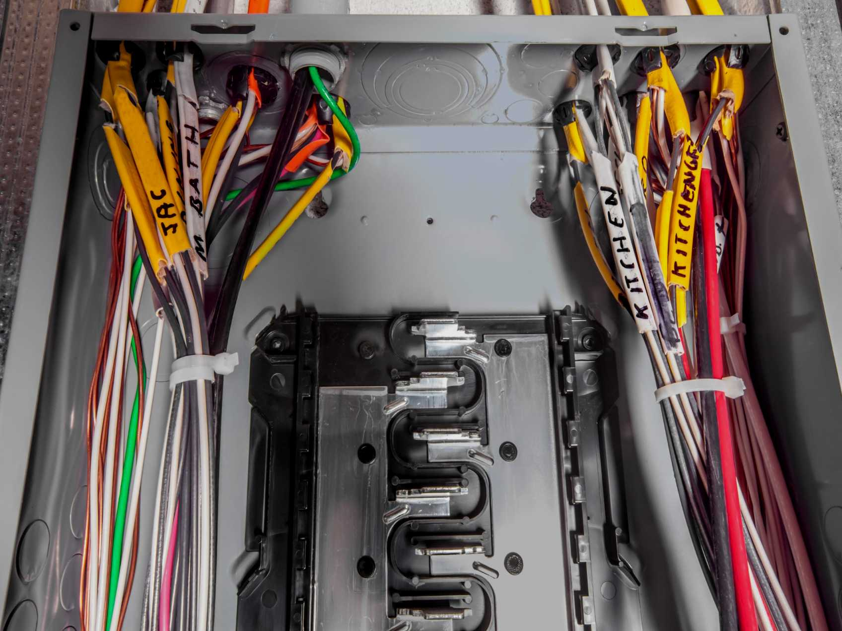 Sub Panel Wiring Diagram An Overview Of Wiring An Electrical Circuit - Electrical Sub Panel Wiring Diagram