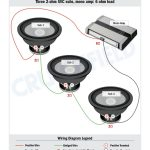 Subwoofer Wiring Diagrams — How To Wire Your Subs   Car Amp Wiring Diagram