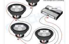 Subwoofer Wiring Diagrams — How To Wire Your Subs   Subwoofer Wiring Diagram
