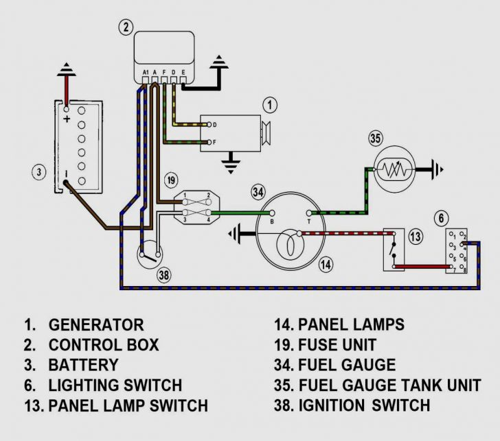 Wiring Diagrams 1974 Volkswagen Super Beetle  Page  3