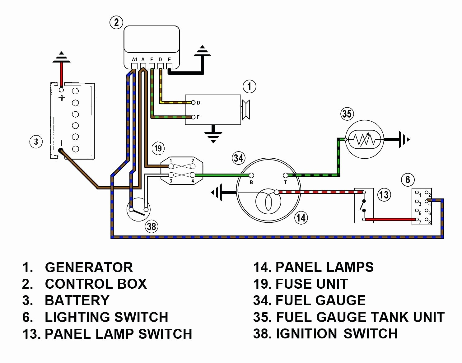Magnificent Sunpro Tach Wiring Basic Electronics Wiring Diagram Wiring 101 Cajosaxxcnl