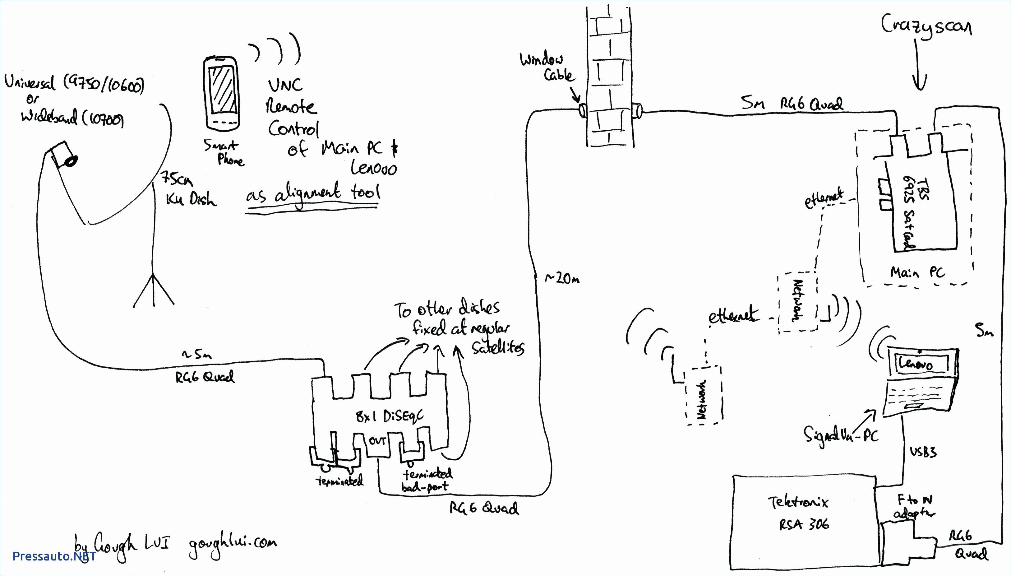 Sunset Trail Rv Satellite Wiring Diagram   Manual E-Books - Rv Satellite Wiring Diagram