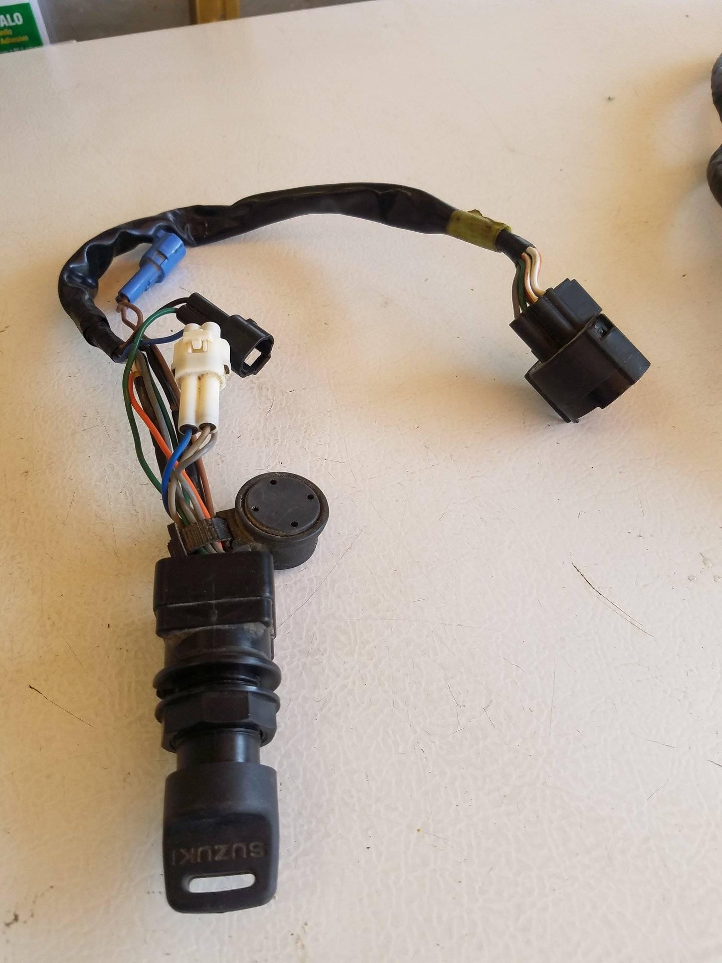 Suzuki Outboard Wiring Harness | Wiring Diagram - Suzuki Outboard Ignition Switch Wiring Diagram