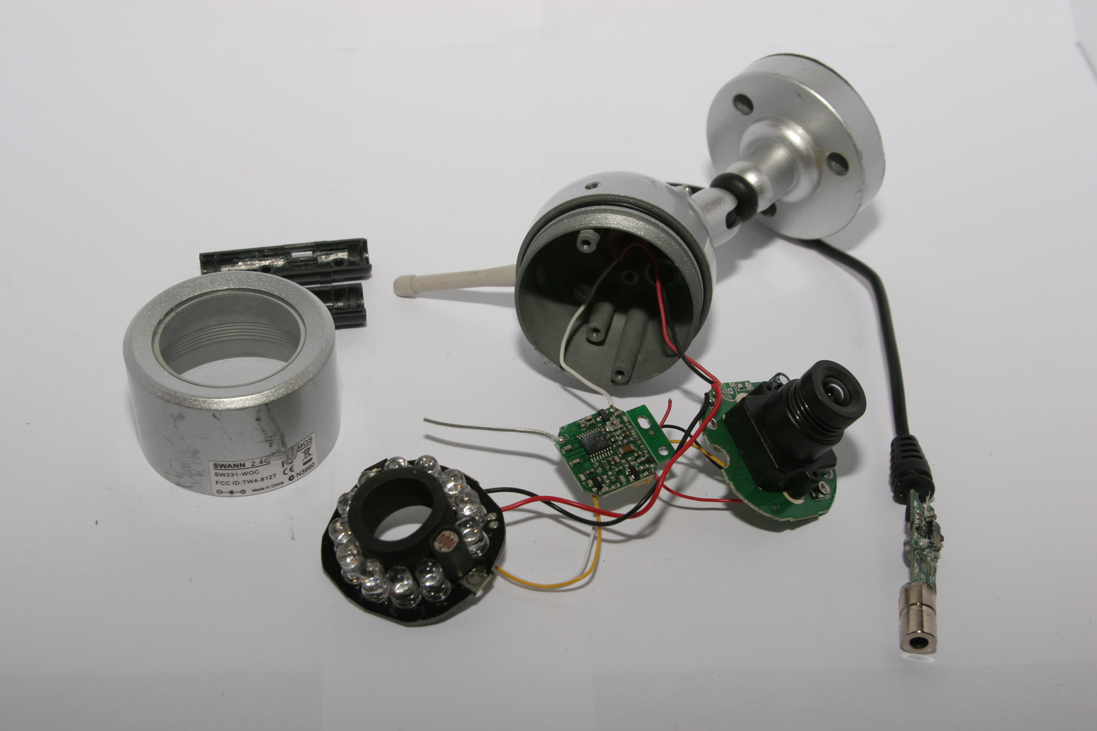 Swann Camera Wiring Diagram | Manual E-Books - Swann N3960 Wiring Diagram