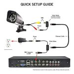 Swann Camera Wiring Diagram   Wiring Diagram   Swann Security Camera Wiring Diagram
