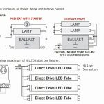 T12 Ballast Wiring Diagram 1 Lamp And 2 Lamp T12Ho Magnetic   T12 Ballast Wiring Diagram