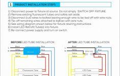T8 Ballast Wiring Schematic | Wiring Library   2 Lamp T8 Ballast Wiring Diagram