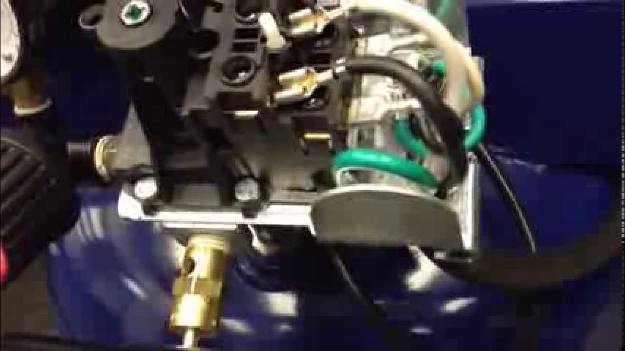 Tech Tips - Campbell Hausfeld - How Do I Wire My Pressure Switch - Air Compressor Pressure Switch Wiring Diagram