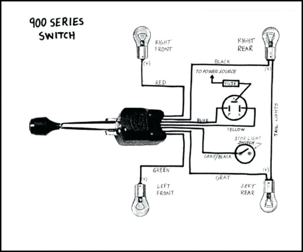 Technical Signal Stat 900 11 Wire Turnsignal Switch The H A M B - Signal Stat 900 Wiring Diagram