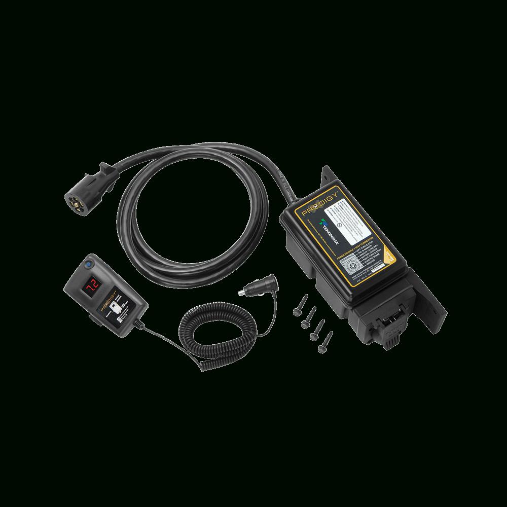 Tekonsha - Trailer Brake Control - Proportional - Tekonsha Brake Controller Wiring Diagram