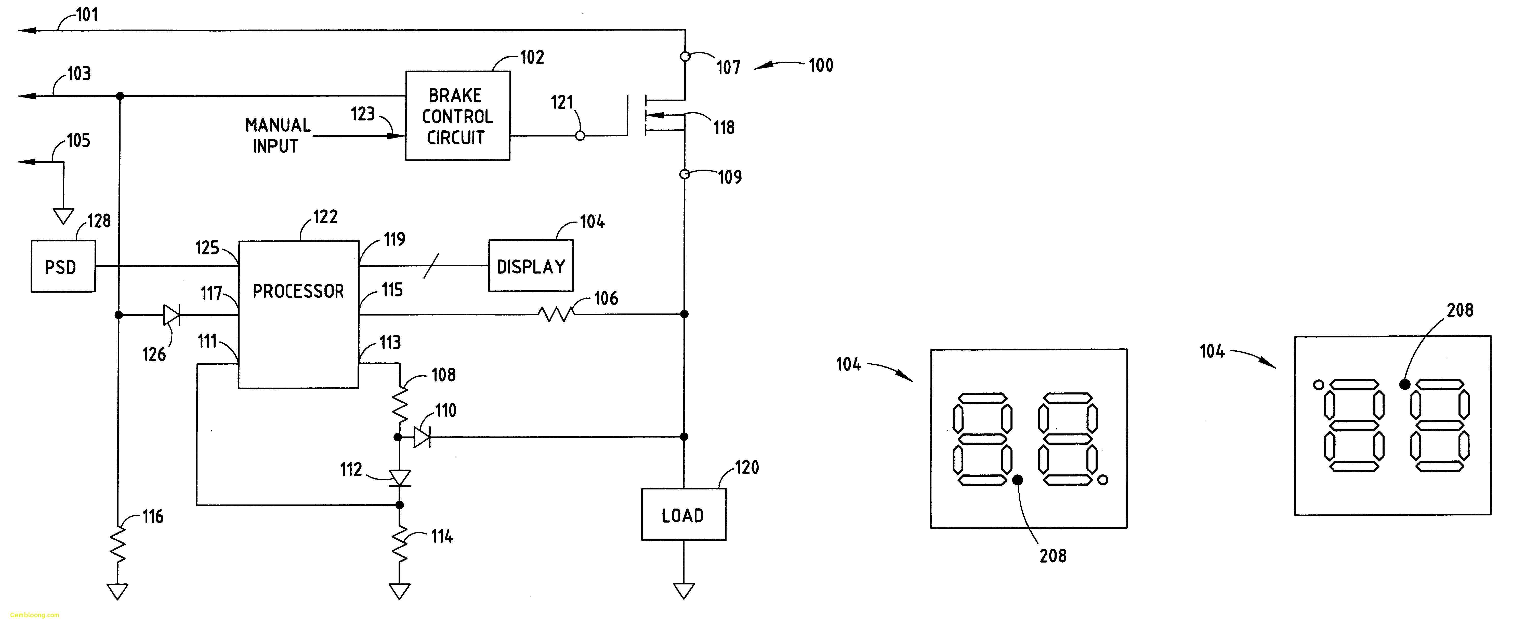 Tekonsha Trailer Brake Wiring Diagram | Wiring Diagram - Tekonsha Brake Controller Wiring Diagram