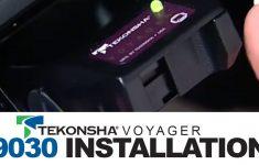 Tekonsha Voyager 9030 Brake Controller Installation   Tekonsha Brake Controller Wiring Diagram