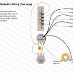 Telecaster Nashville Wiring Diagram   Tele Wiring Diagram