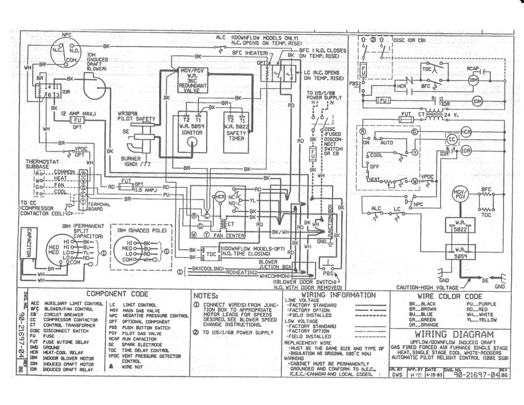 furnace thermostat wiring diagram wirings diagram Tempstar Heat Pump Wiring Diagram tempstar furnace diagram wiring diagram data oreo furnace thermostat wiring diagram