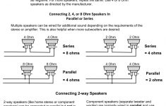 The Speaker Wiring Diagram And Connection Guide   The Basics You   Series Wiring Diagram
