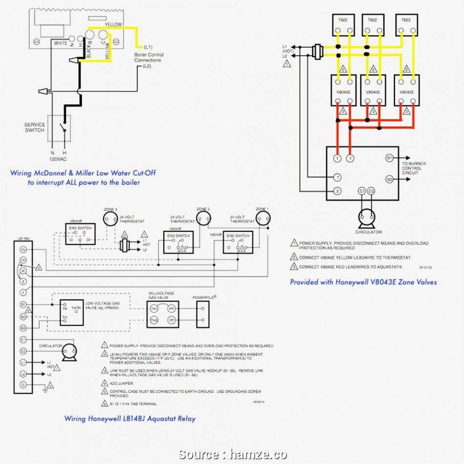 Thermostat Wiring Diagram Taco Val | Manual E-Books - Taco Zone Valve Wiring Diagram