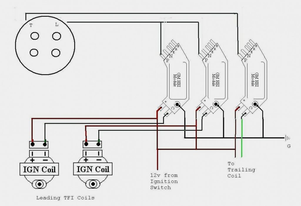 This Is 12 Volt Ignition Coil Wiring Diagram Sketch   12 Volt Ignition Coil Wiring Diagram