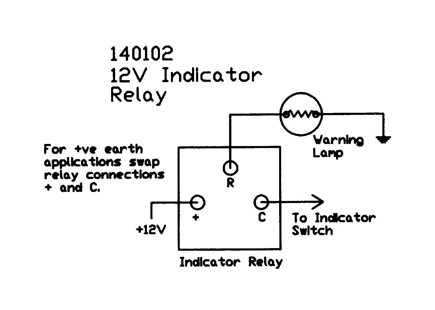 Three Prong Flasher Wiring Diagram | Wiring Diagram - 3 Pin Flasher Relay Wiring Diagram
