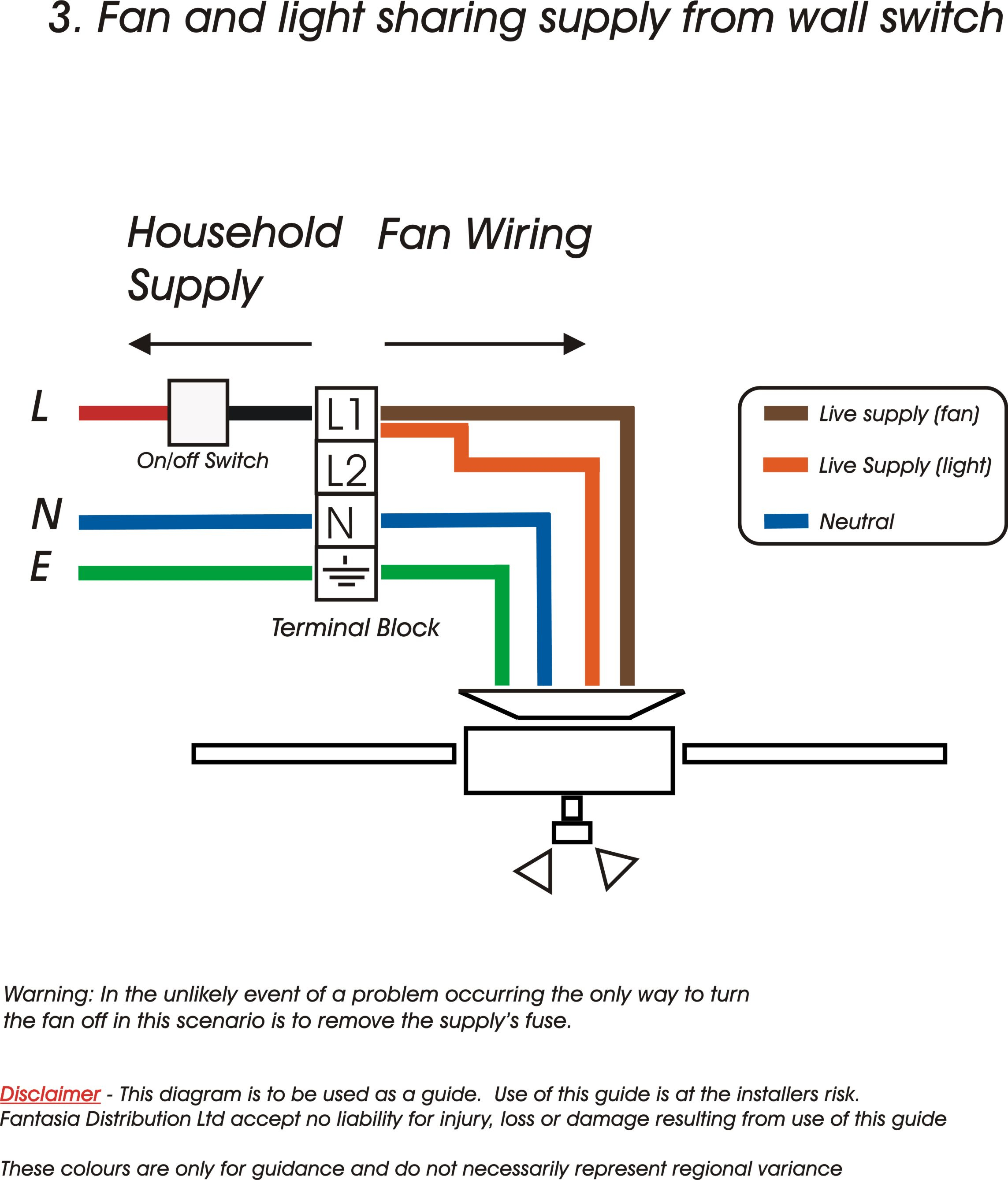 Three Speed Fan Wiring Diagram | Wiring Diagram - Double Switch Wiring Diagram