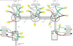 Three Way Light Switch Light Wiring Diagram For Two | Wiring Diagram   3 Way Light Switch Wiring Diagram