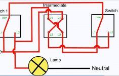 Three Way Light Switching | Intermediate Switch   Youtube   3Way Switch Wiring Diagram