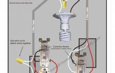 Three Way Switch Wiring Diagram With Dimmer – Wiring Schematics Diagram – 3 Way Dimmer Switches Wiring Diagram