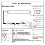 Three Wire Led Auto Switch Diagram | Wiring Library   Led Light Bar Wiring Harness Diagram
