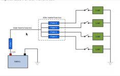 Tiny House  12Volt Wiring   Youtube   12V Wiring Diagram