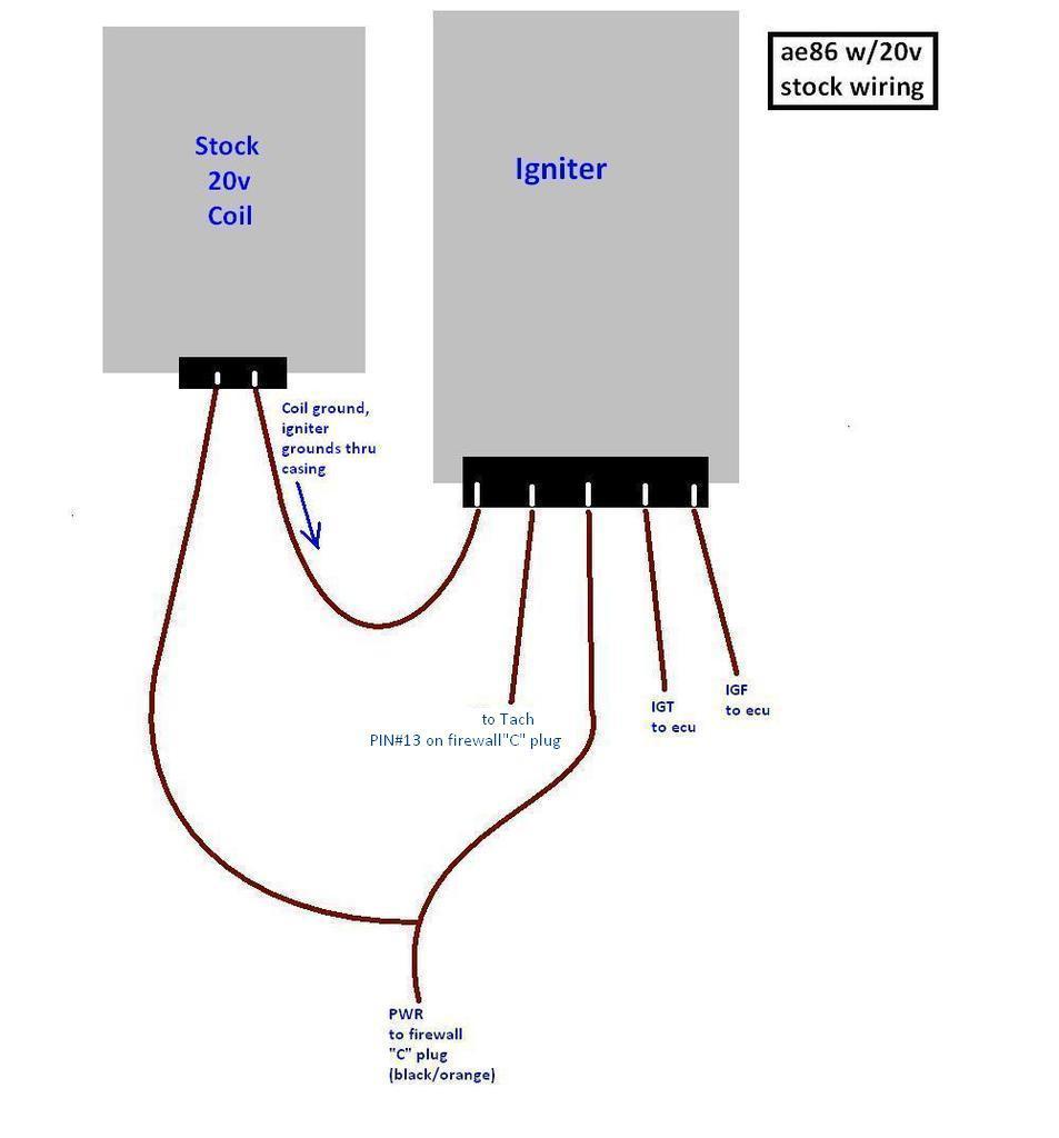 Toyota Igniter Wiring Diagram | Wiring Diagram - Toyota Igniter Wiring Diagram