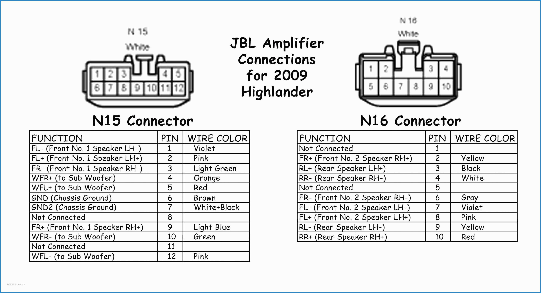 Toyota Jbl Wire Harness Diagram - Wiring Diagrams Hubs - Toyota Jbl Amplifier Wiring Diagram