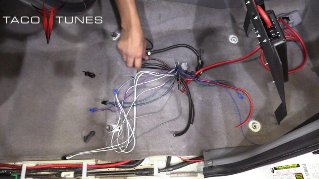 Fabulous Toyota Jbl Amplifier Wiring Diagram Wirings Diagram Wiring Digital Resources Hetepmognl