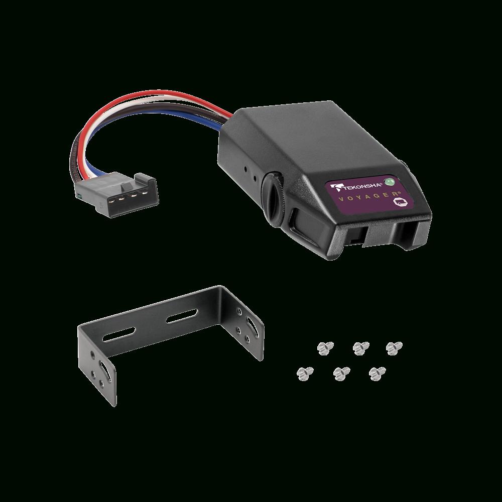 Trailer Brake Control - Proportional - Electric Brake Wiring Diagram