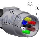 Trailer Electrics   Towing And Trailers Ltd   6 Pin Wiring Diagram