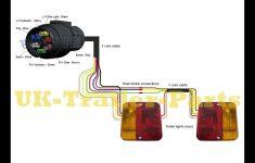 Trailer Light Plug Wiring Diagram – Wiring Diagrams Hubs – Rv Plug Wiring Diagram