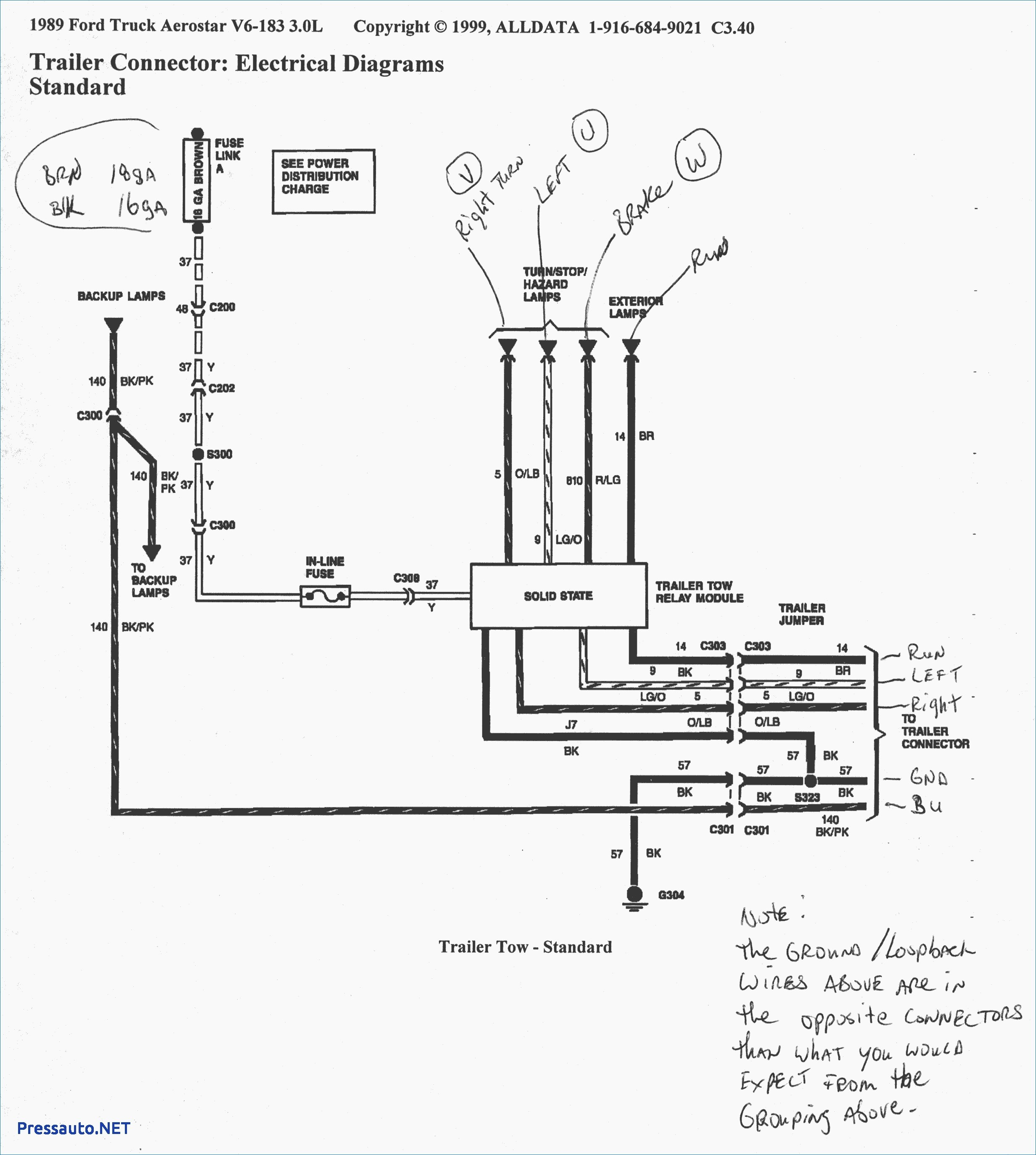 Excellent Trailer Plug Wiring Diagram 7 Way Australia Connector Ford For Wiring 101 Capemaxxcnl