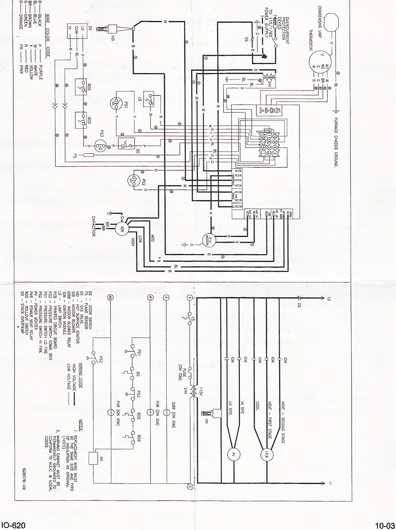 Trane Hvac System Wiring Diagram - Wiring Diagram Explained - Trane Voyager Wiring Diagram
