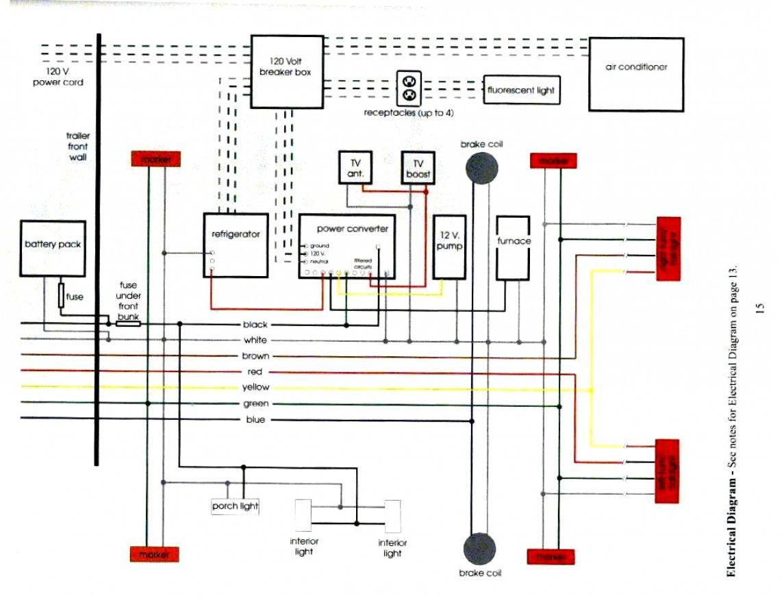 Travel Trailer Converter Wiring Diagram | Wiring Diagram - Rv Power Inverter Wiring Diagram