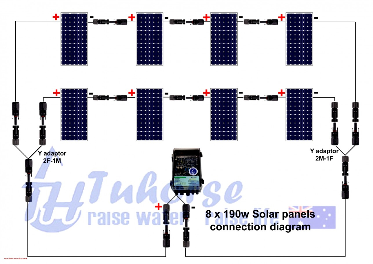 Trend Of Diy Solar Panel Wiring Diagram Power Pdf Library - Solar Panels Wiring Diagram