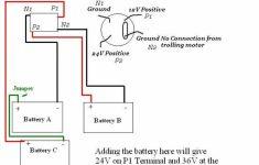 Trolling Motor Wiring Diagram 12 Volt Inspirationa Trolling Motor   Trolling Motor Wiring Diagram