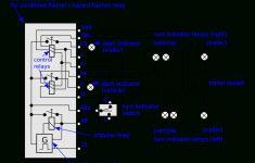 Turn Signal Flasher Diagram   Wiring Diagrams Hubs   Turn Signal Flasher Wiring Diagram