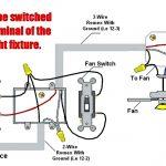 Two Switch Ceiling Fan Wiring Diagram   Go Wiring Diagram   Wiring Diagram For Ceiling Fan With Lights