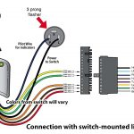 Universal Bolt On Turn Signal Switch Wiring   Youtube   Turn Signal Switch Wiring Diagram