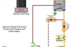 Universal Electric Fuel Pump Wiring Schematic | Wiring Diagram   Universal Fuel Gauge Wiring Diagram