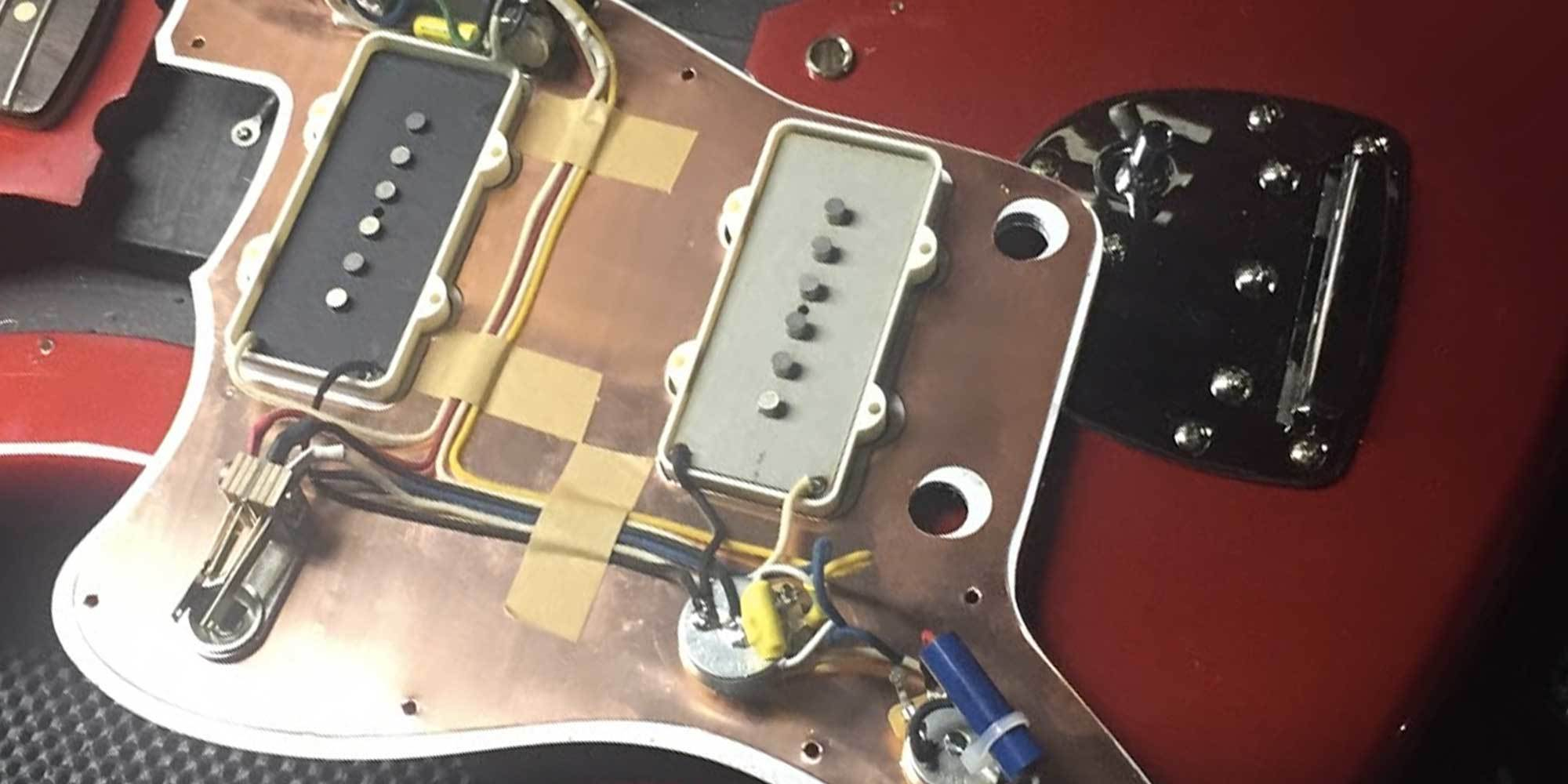 Upgrading Jazzmaster Electronics: Unleash The Potential | Reverb News - Jazzmaster Wiring Diagram