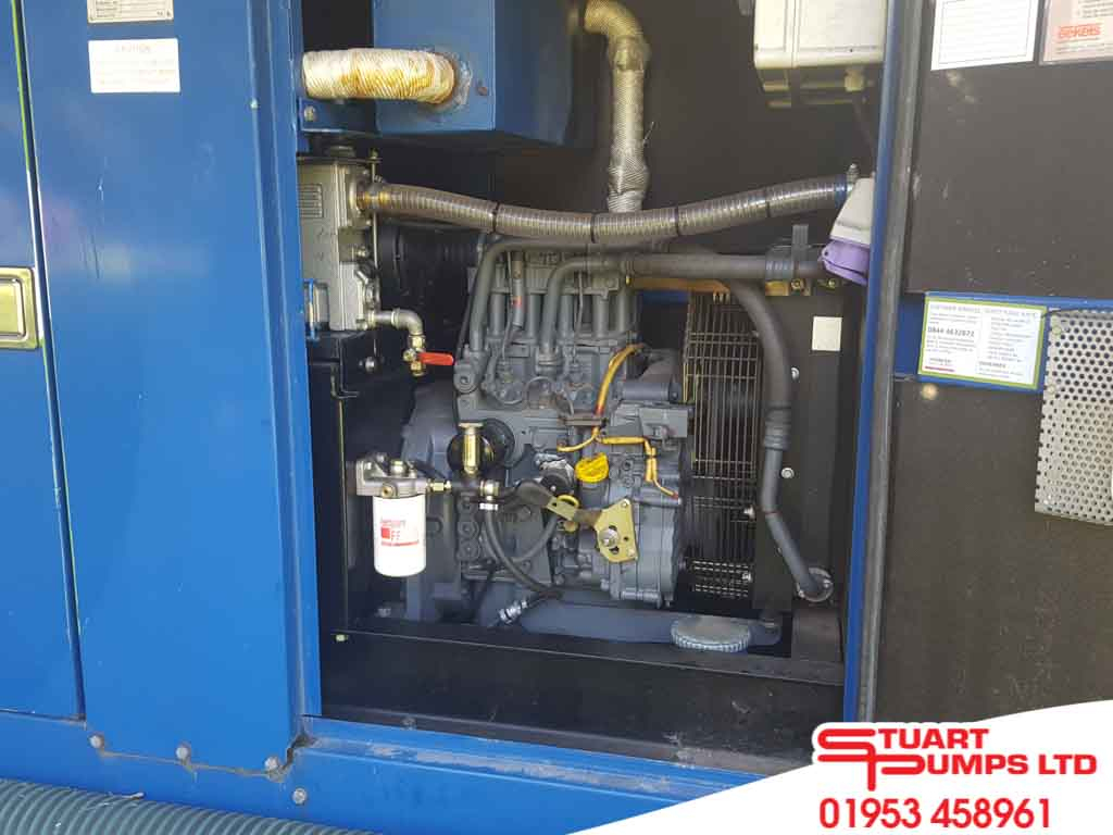 Used Diesel Pumps, Used Water Pumps For Sale | Stuart Pumps Ltd - Well Pump Control Box Wiring Diagram