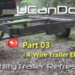 Utility Trailer 03   4 Pin Trailer Wiring And Diagram   Youtube   4 Wire Trailer Wiring Diagram