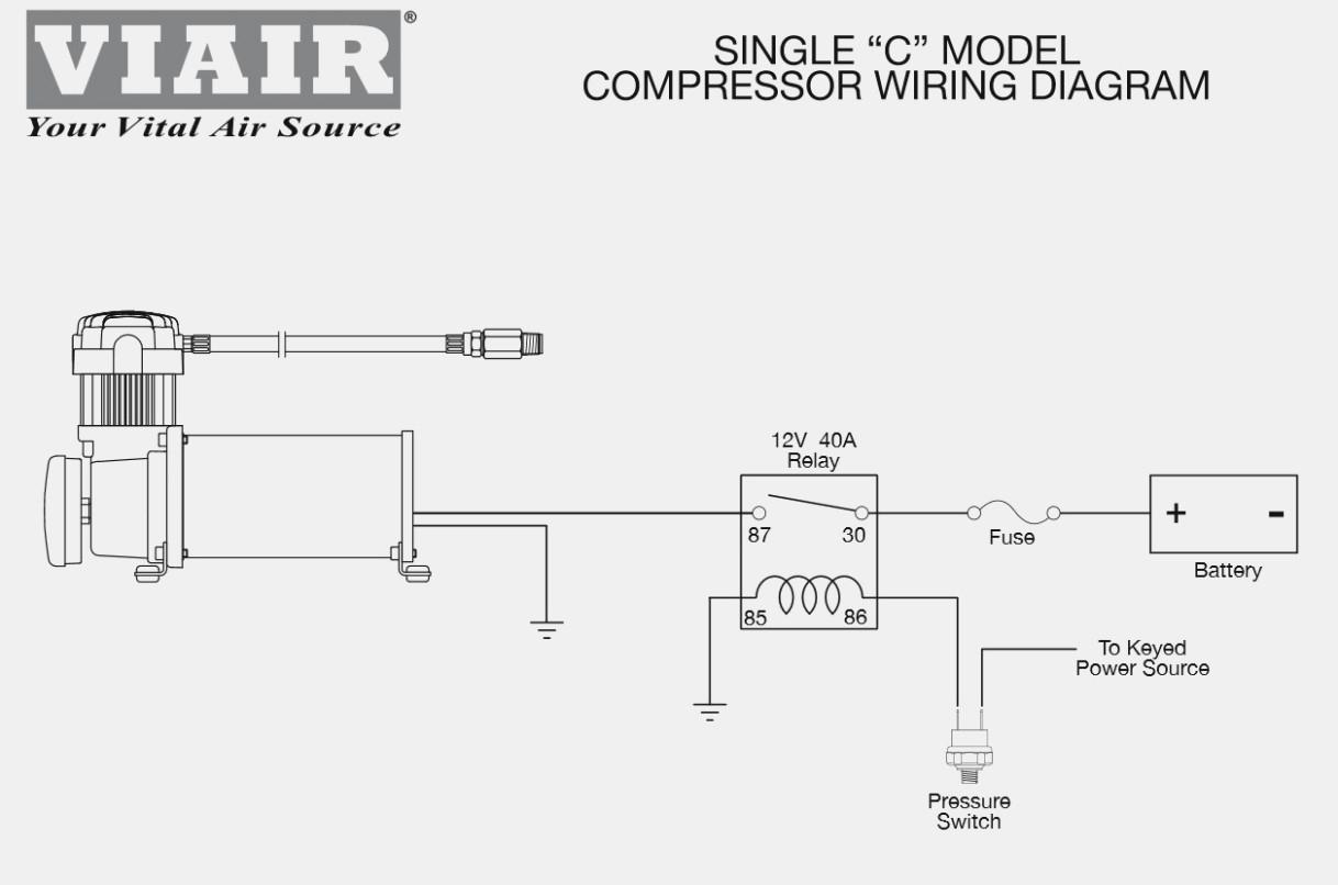 Viair Horn Wiring Diagram | Wiring Diagram - Train Horn Wiring Diagram