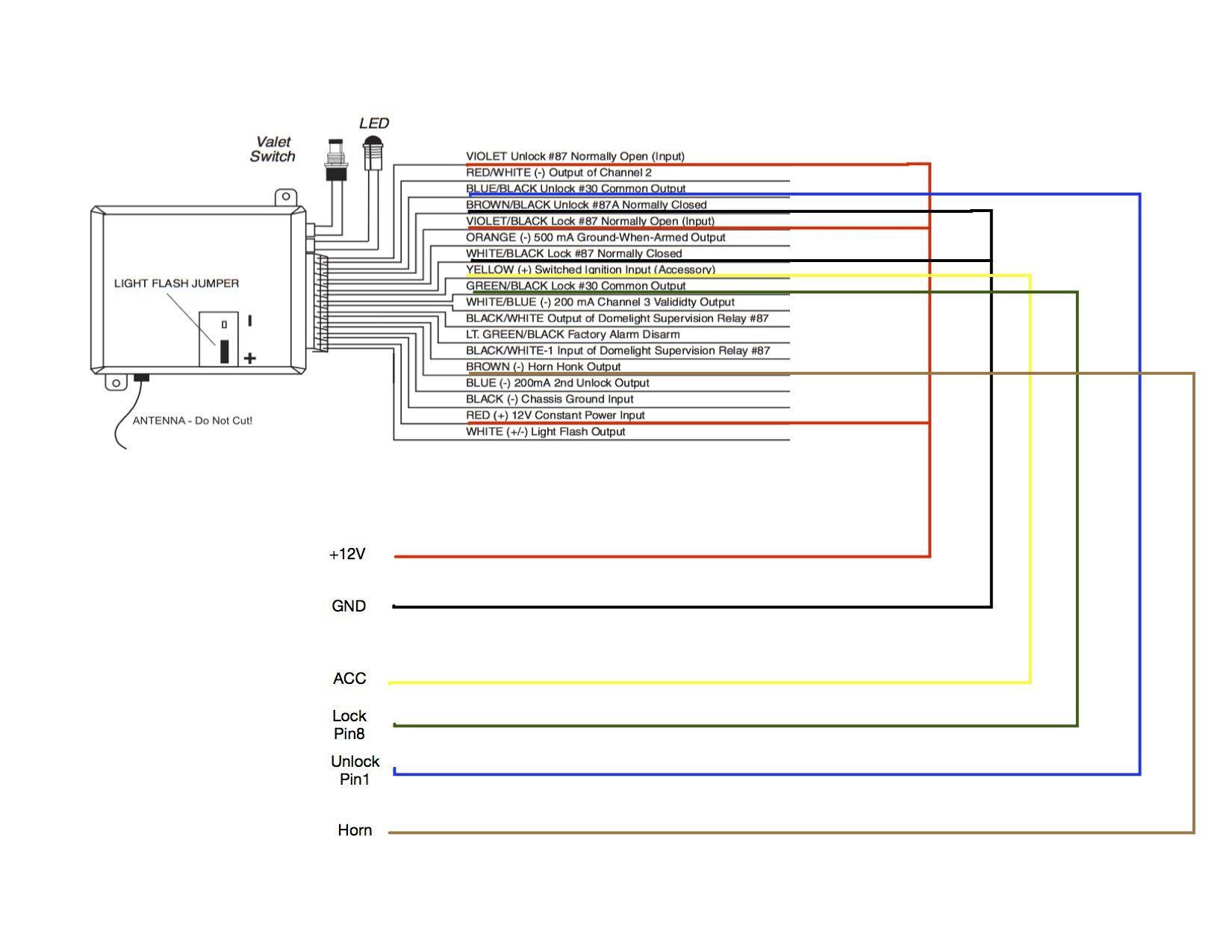 Viper 5305V Wiring Diagram Luxury Viper 3000 Wiring Diagram Wiring - Viper 5305V Wiring Diagram