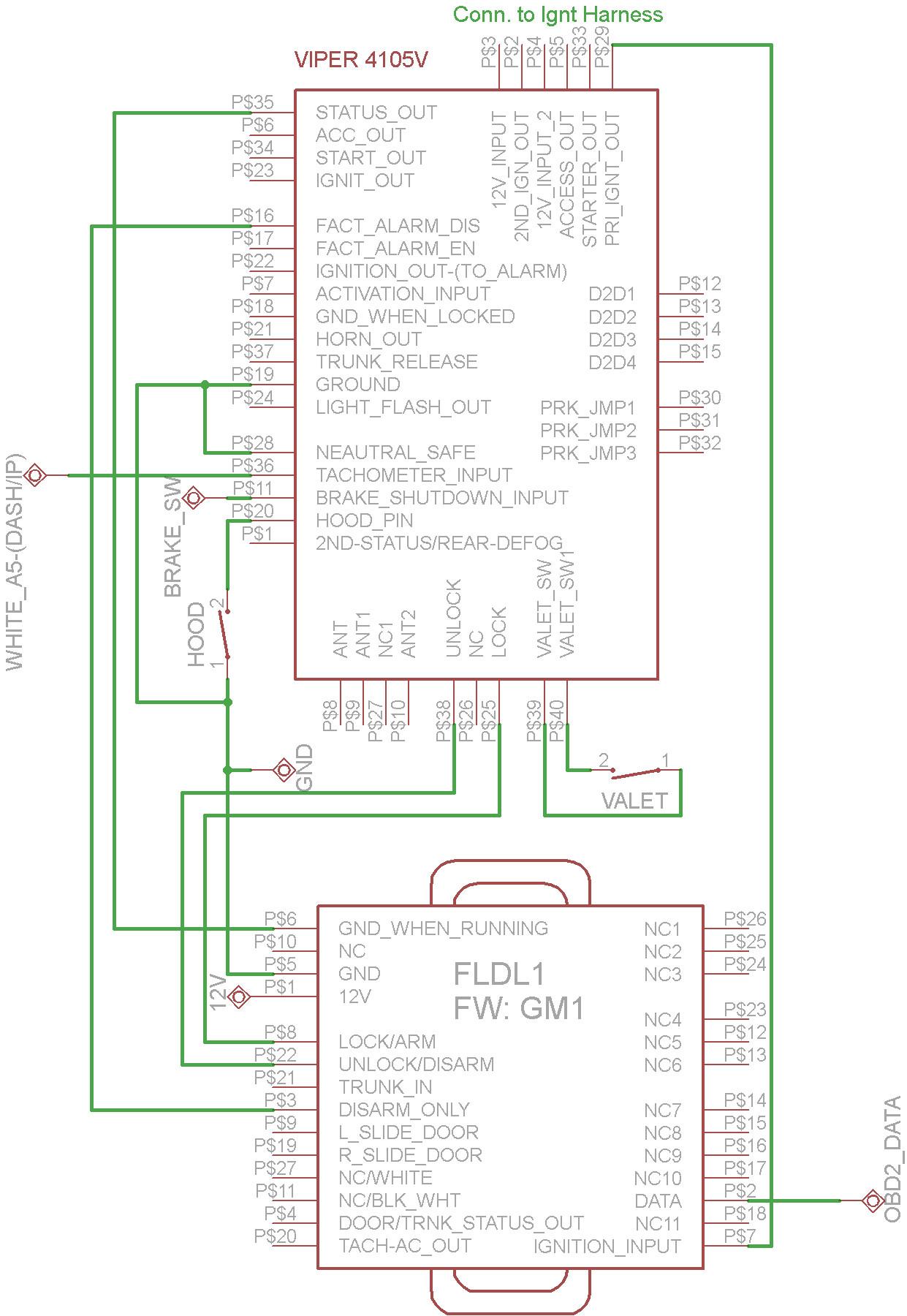 Viper 5706V Wiring Diagram   Wiring Diagram - Viper 5706V Wiring Diagram